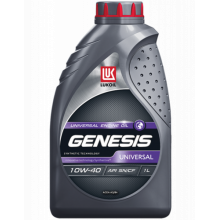 Моторное масло Лукойл Genesis Universal 10w40 1l