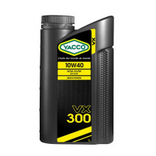 МАСЛО МОТОРНОЕ YACCO 10W40 VX 300/1L