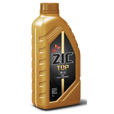 Моторное масло ZIC TOP 0W40 (1L)