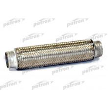 Patron Гофра глушителя с внутренней оплеткой (EL40X260)