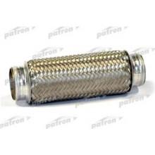Patron Гофра глушителя с внутренней оплеткой (EL45X200)