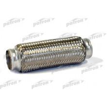 Patron Гофра глушителя с внутренней оплеткой (EL50X250)