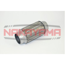 NAKAYAMA Гофра глушителя с внутренней оплеткой (45x150)