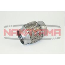NAKAYAMA Гофра глушителя с внутренней оплеткой (55x100)