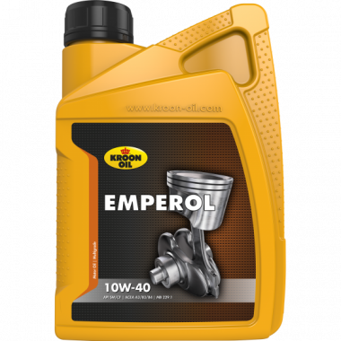 Моторное масло KROON-OIL Emperol 10W-40 1L