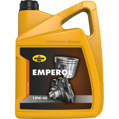 Моторное масло KROON-OIL Emperol 10W-40 5L