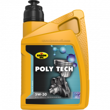 Моторное масло KROON-OIL POLY TECH 5W-30 1L