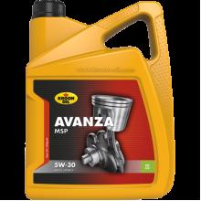 Моторное масло KROON-OIL Avanza MSP 5W-30 5L
