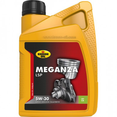 Моторное масло KROON-OIL Meganza LSP 5W-30 1L