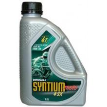 Масло 4T SYNTIUM MOTO 4SX 10W-40 1L