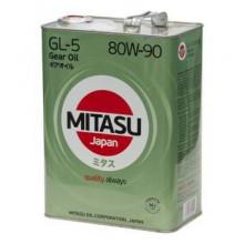 MITASU 80W90 4L МАСЛО ТРАНССМИСИОННОЕ GEAR OIL GL-5 LSD