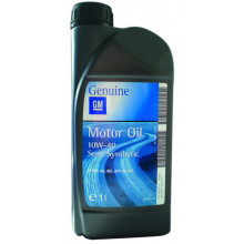 GM Semi Synthetic 10W-40, 1л